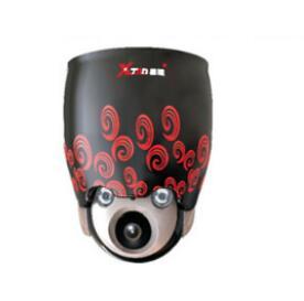 50米阵列红外迷你球型摄像机