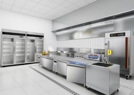 陕西商用厨房设备厂家告诉你商用厨房设备安装的四个注意事项!