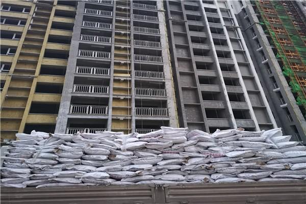 河南挤塑板厂家施工案例