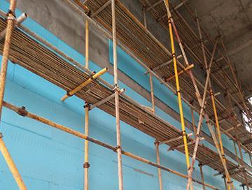河南j挤塑板生产厂家施工案例
