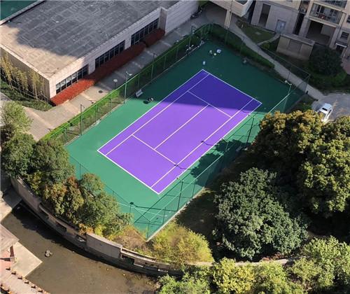河南硅pu球场