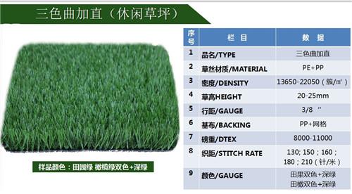 看起来和真草坪几乎一样的人造草坪是怎么设计的?这些知识大部分人都不知道