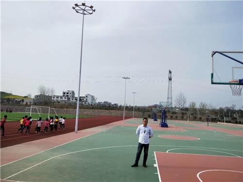 篮球场地环境保护硅PU足球场混凝土地面基本工程施工方案