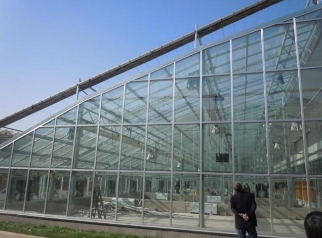 河南玻璃温室太阳能温室
