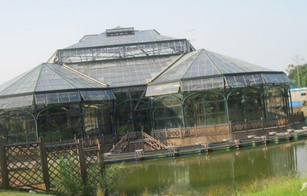 河南庭院溫室