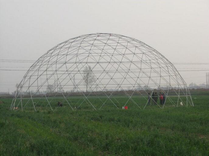 河南玻璃温室异形温室