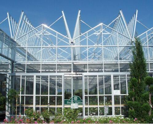 小编今天推荐几大会影响郑州温室大棚建设所选场地的因素