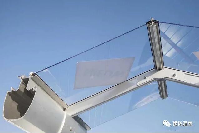 豫拓小编浅析什么是铝天沟温室?
