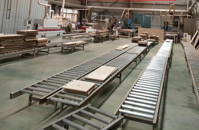 工廠生產線