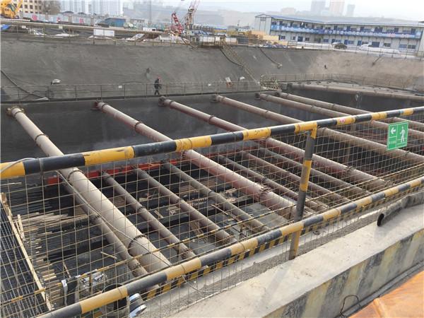 兰州西站城市配套二期工程--西津西路下立交项目