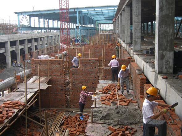 西安土建施工