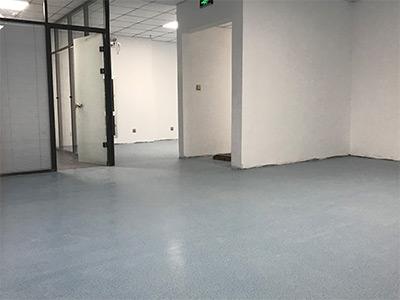 室内塑胶地板图片展示