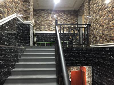PVC塑胶运动地板的各种性能分析比较