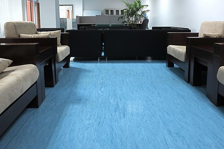 银川塑胶地板或将代替木地板变成龙头企业