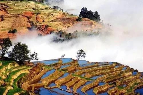 中国十大超级美的梯田