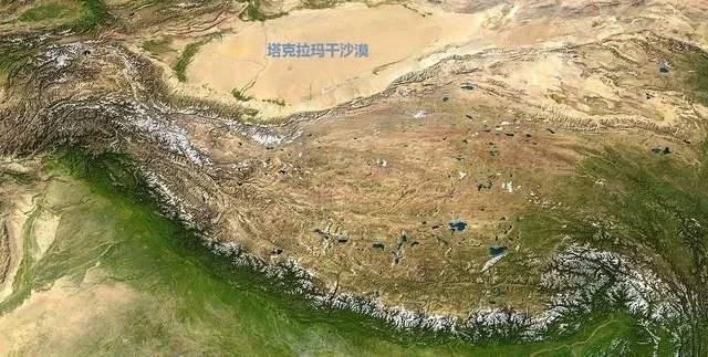 塔克拉玛干沙漠变成草原,对气候有什么影响?科学家:不可承受!