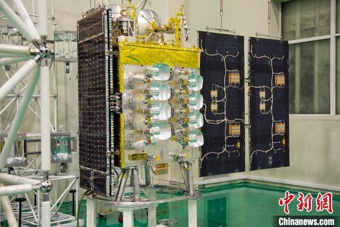 中国首颗民营5G卫星预计本月发射 单星覆盖面积约50个上海