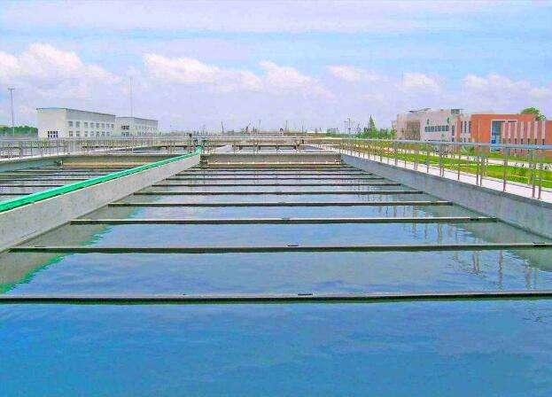 污水厂实拍图