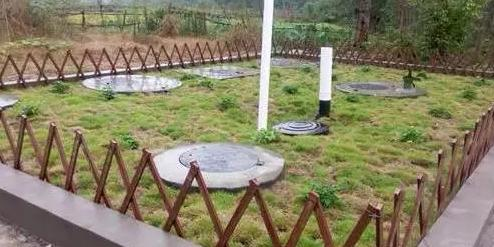 农村污水处理图片