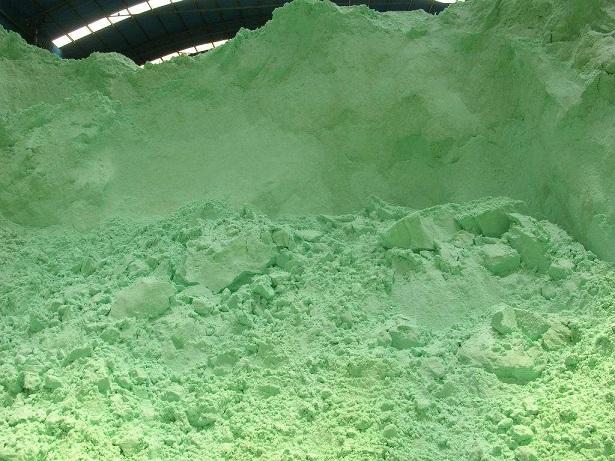 怎么避免甘肃七水硫酸亚铁结块呢?