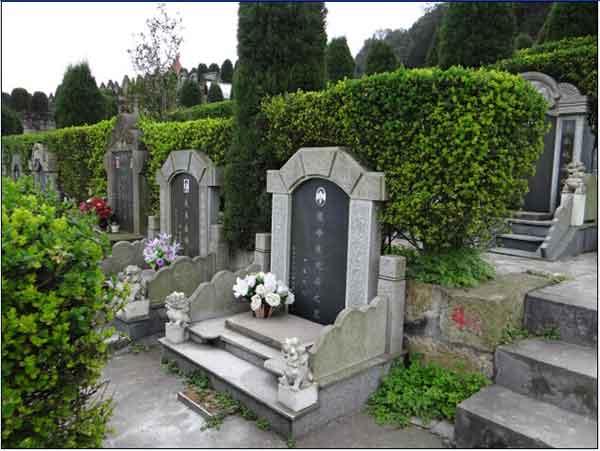 西安公墓地