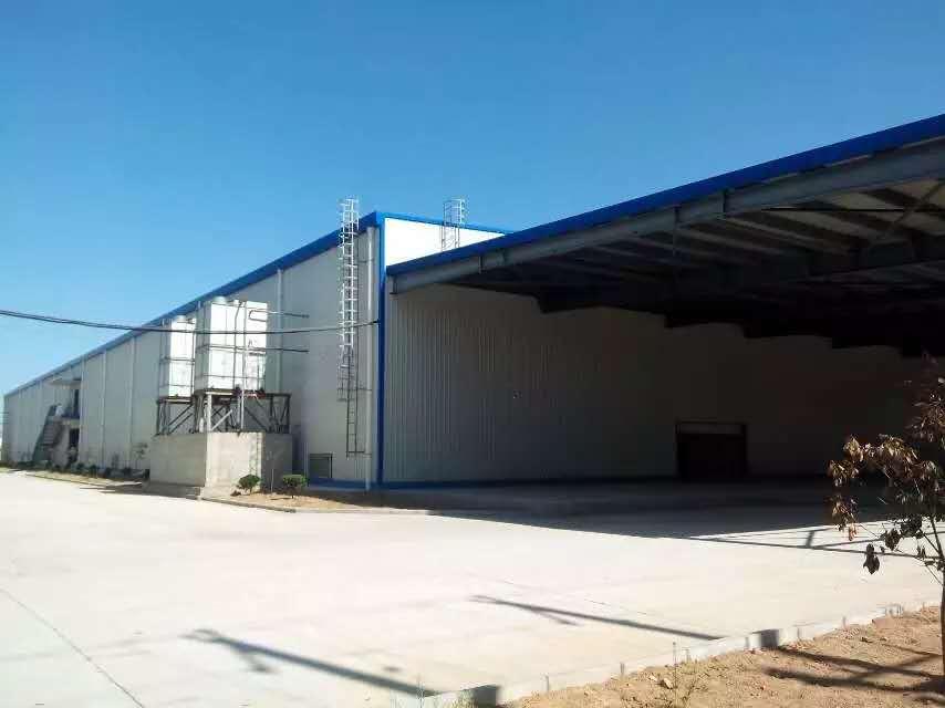 新西兰环球园艺(西安公司)1万吨气调库