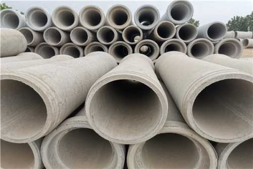 看四川水泥管廠家如何賣好水泥管