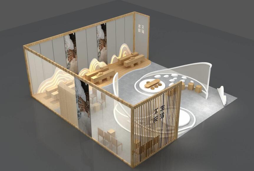 成都展台設計搭建需要注意哪方麵的問題
