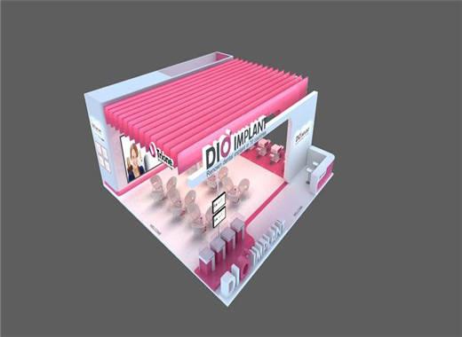 展台設計搭建的三大步驟:從定位到風格