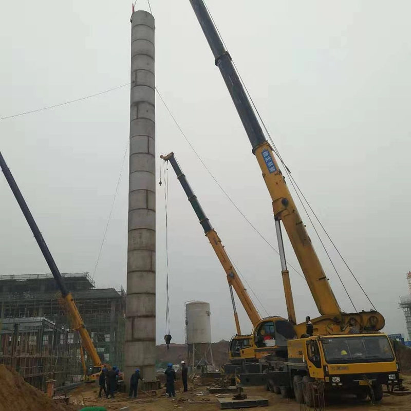 陕西钢构吊装工程