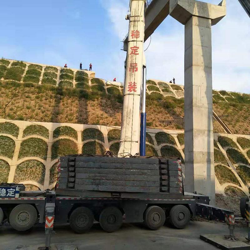 陕西桥梁架设施工