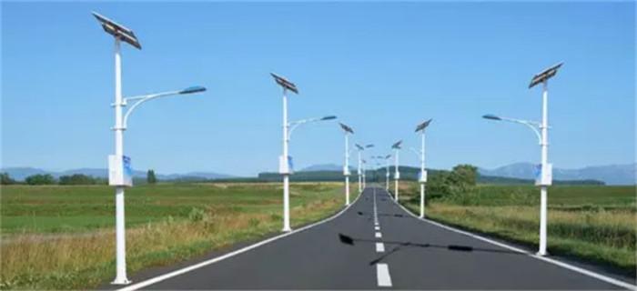 关于太阳能路灯的发展趋势情况,新疆路灯厂家告诉你