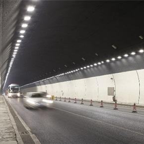 重庆真武山隧道照明——重庆(中国)