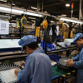 飞利浦LED绿地工厂——成都(中国)