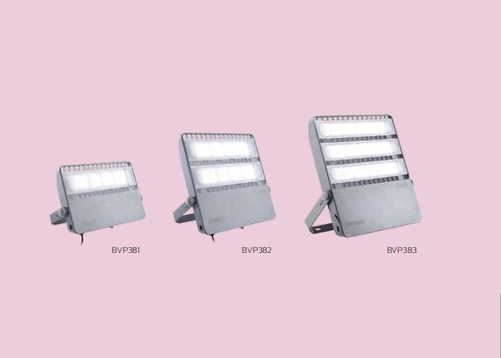 Tango G3 LED BVP381/382/383投光/泛光照明