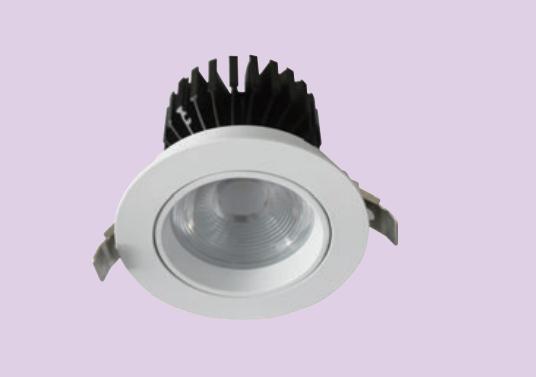 Fast Fashion商照射灯RS310B/300B/302B风格多样的LED嵌入式射灯