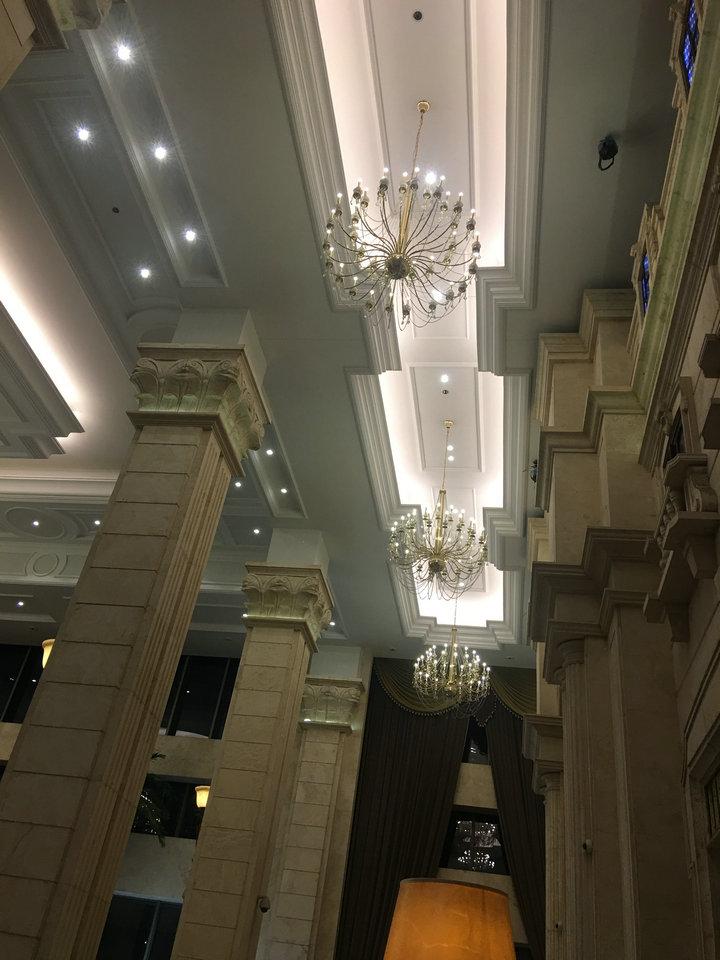 苏州昆山皇冠国际会展酒店