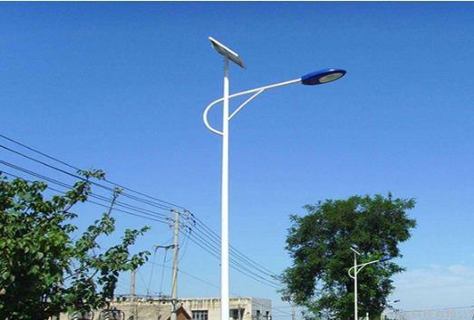 关于路灯的一些基本知识以及材料的应用!