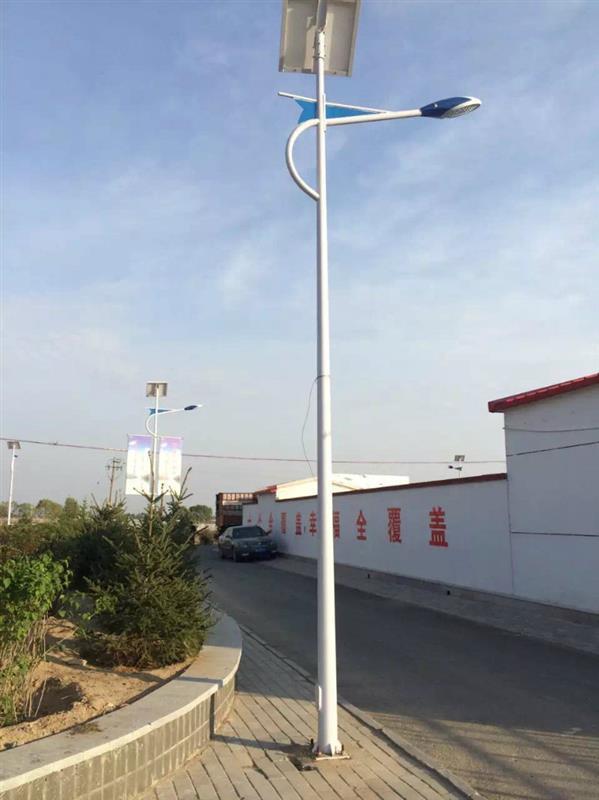 新疆路灯常用光源及其特征