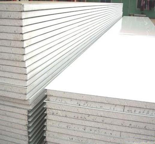 浅谈净化彩钢板隔断的优点