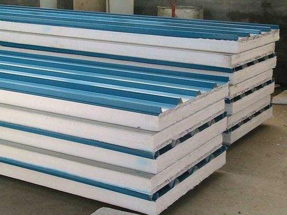 成都净化彩钢板工程案例