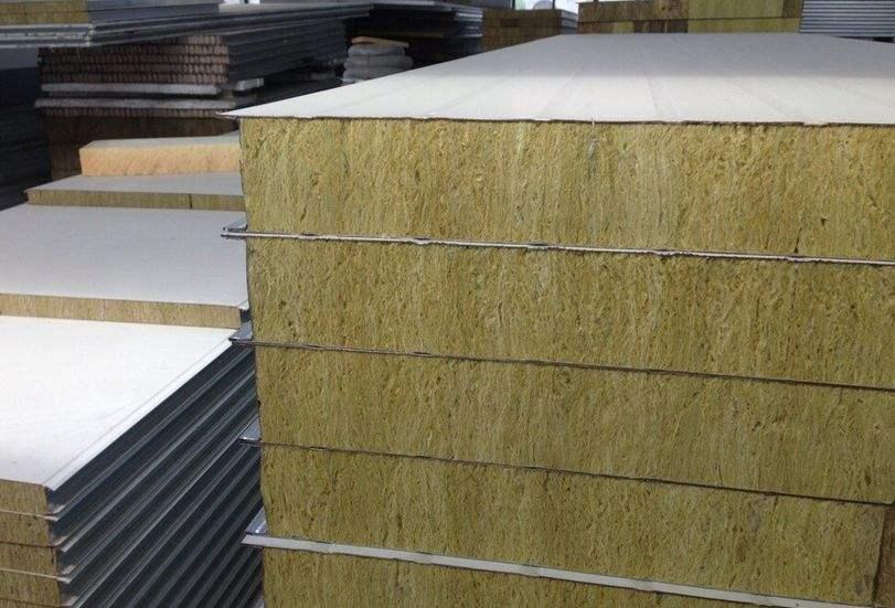 四川岩棉板案例