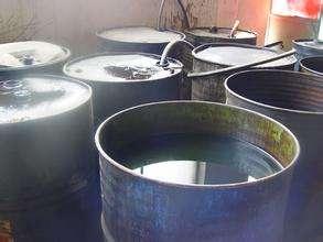 内蒙古废矿物油处置