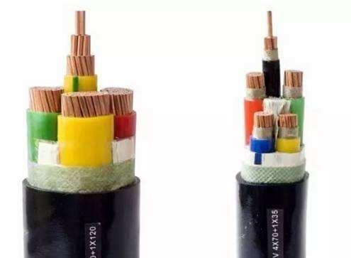 低烟无卤耐火电力电缆