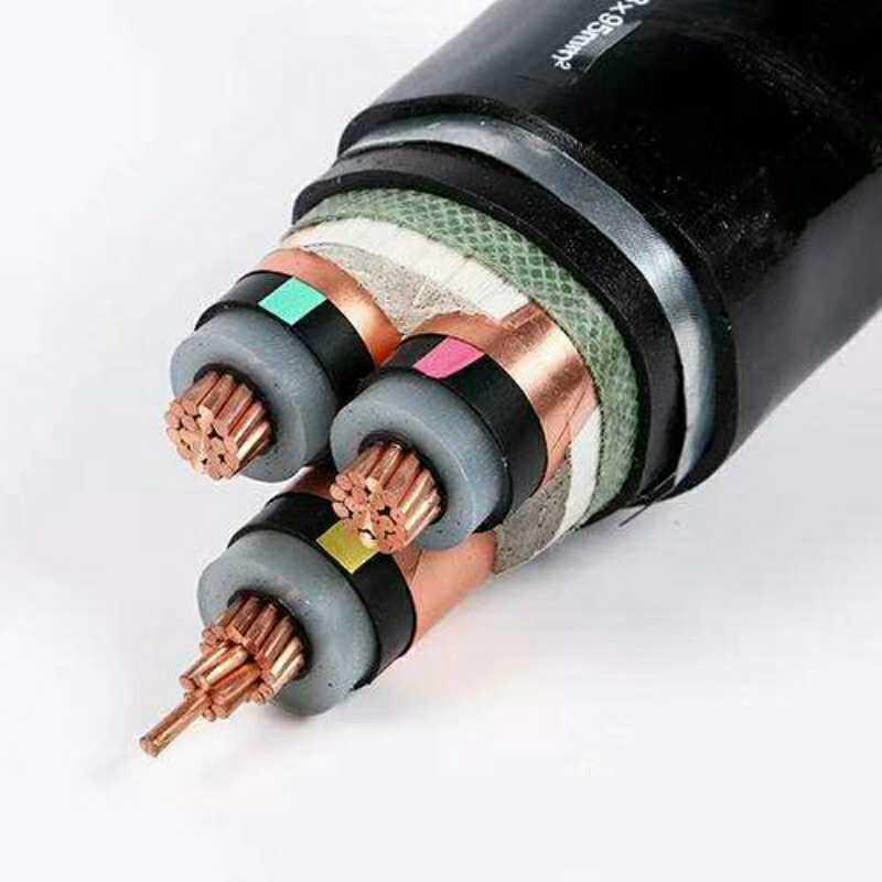 高压电缆生产