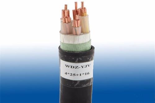 低烟无卤电力电缆批发