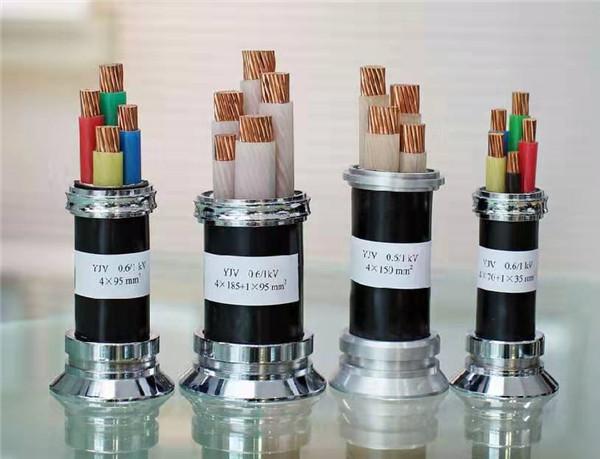 低烟无卤电缆厂家:钢丝铠装电缆的故障原因
