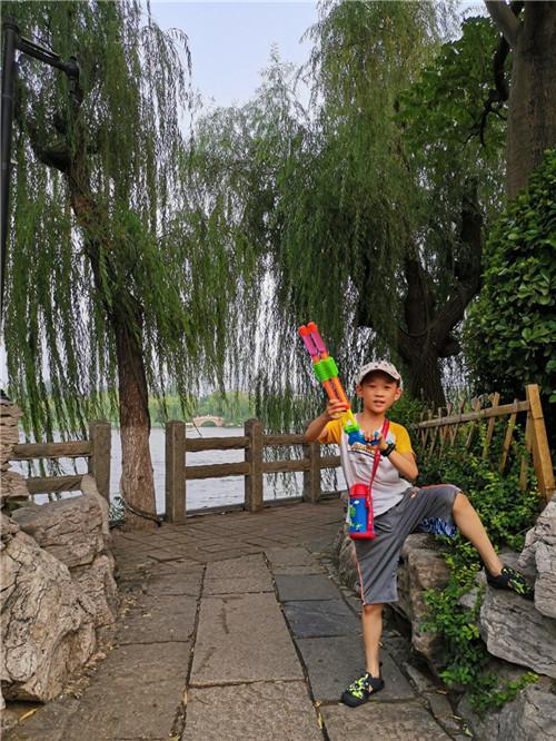白佳泽 9岁 南街小学