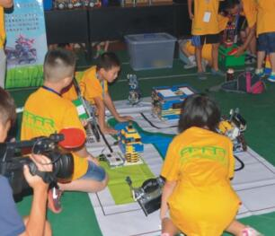 国际奥林匹克机器人大赛
