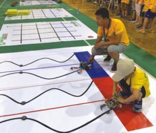 乐高机器人大赛